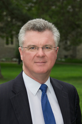 Portrait of Connecticut state House Speaker Chris Donovan (D)