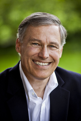 Rep. Jay Inslee (D)