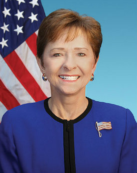 Rep. Sue Myrick (R)