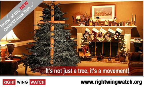 Put Christ's Death in Your Christmas Tree!
