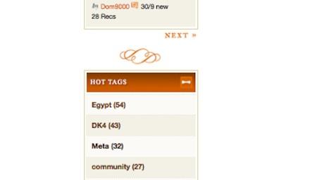 hot tags
